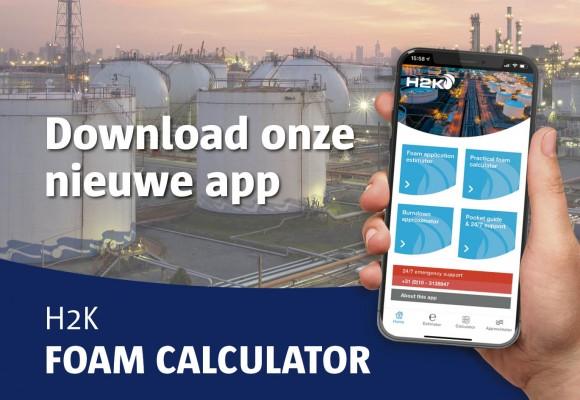 H2K Foam Calculator